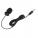 Csíptetős mikrofon 2m kábellel