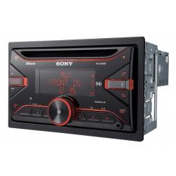 Sony WX-XB100BT BLUETOOTH CD-lejátszós 2DIN autórádió