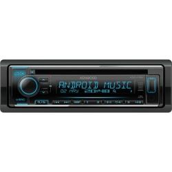 Kenwood KDC-172 autórádió CD/USB/AUX LCD kijelző, megvilágítás színe választható