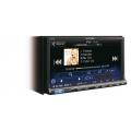 """Alpine ICS-X8 – """"App Link"""" Állomás navigációs rendszer RDS Bluetooth Iphone / Ipod CD DVD USB GPS"""