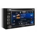Alpine INE-W920R – Fejlett Navigációs Állomás One Look Navi RDS Bluetooth Iphone / Ipod CD DVD NAV USB
