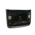Alpine X800D-V prémium információs és szórakoztató rendszer Mercedes Vito (V639) és Viano (W639) járművekbe