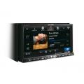 INE-W987D – Fejlett navigációs központ RDA DAB Bluetooth Iphone / Ipod CD DVD NAV USB