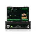ALPINE IVA-D511R – 1DIN mobil média állomás RDS Bluetooth Ipod CD DVD USB