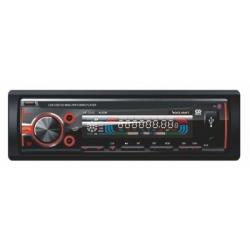 Autórádió, fejegység RAD33 USB/SD/AUX, távirányító