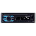 Autórádió, fejegység RAD37 USB/SD/AUX/ Bluetooth 4x45W, távirányító