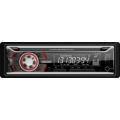 Autórádió, fejegység RAD10 USB/SD/AUX/Bluetooth, távirányító