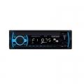 Autórádió, fejegység RAD38 USB/SD/AUX/ Bluetooth 4x45W, távirányító