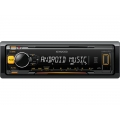 Kenwood KMM-103AY autórádió, fejegység MP3 / USB / Aux  narancs világítás