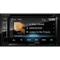 Kenwood DDX317BT 2DIN autórádió fejegység, DVD / Bluetooth / USB változtatható világítás