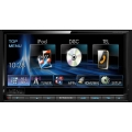 Kenwood DDX7015BT autóhifi fejegység, multimédia DVD / USB / AUX / Bluetooth