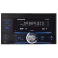Macrom M-DL3200D 2DIN DAB+ Autórádió, Fejegység SD/USB/AUX/ Bluetooth
