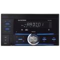 Macrom M-DL3200 2DIN Autórádió, fejegység SD/USB/AUX/ Bluetooth