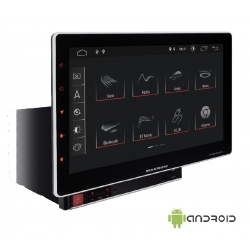Macrom M-AN1000DVD Android multimédia monitor DVD lejátszóval