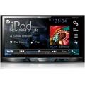 Pioneer AVH-X5700DAB autóhifi fejegység 2 DIN multimédia USB / AUX / CD / DVD