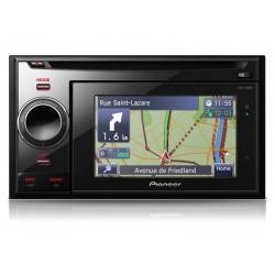 Pioneer AVIC-F320BT autóhifi fejegység DVD / USB / iPhone / Parrot / Bluetooth / Navigáció