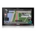 Pioneer AVIC-F70DAB autóhifi fejegység DVD / USB / iPhone / DAB / Bluetooth / Navigáció