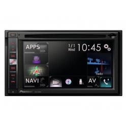 Pioneer AVIC-F860BT autóhifi fejegység DVD / USB / iPhone / Bluetooth / Navigáció