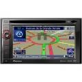 Pioneer AVIC-F930BT autóhifi fejegység DVD / USB / iPhone / Parrot / Bluetooth / Navigáció 2 din