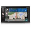 Pioneer AVIC-F970BT autóhifi fejegység, 2din  Bluetooth / USB/ SD / DVD / AUX