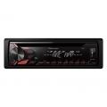 Pioneer DEH-1900UB  autórádió, fejegység CD / USB / AUX , piros világítás