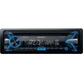 Sony MEX-N4100bt autórádió, fejegység BLUETOOTH / CD / USB piros vagy kék gomb KIFUTÓ TERMÉK!