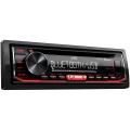 JVC KD-R792BT autórádió, fejegység USB / CD / AUX / BLUETOOTH piros világítás