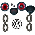 Mac Audio MAC VW Passat, Golf IV, Beetle, Bora, Polo  Fire autóspecifikus csomag