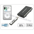 Dension Gateway Lite 3 USB, iPod adapter AUDI (quadlock csatlakozás)