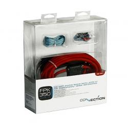 Connection FPK 350 profi kábelkészlet autóhifi szereléshez
