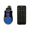 FM Transmitter USB/SD/MMC/ AUX 663C URZ0394T